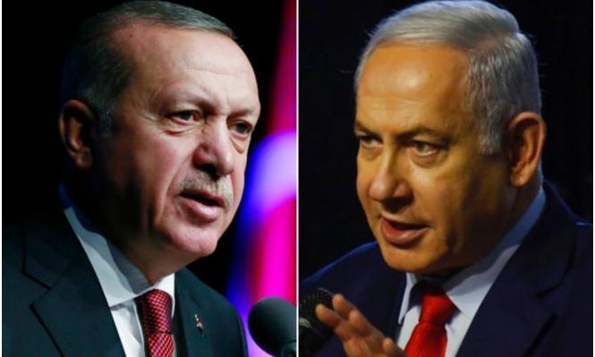 """إردوغان يطالب نتنياهو بـ""""العودة إلى رشده"""" والأخير يصفه بـ""""الديكتاتور"""""""