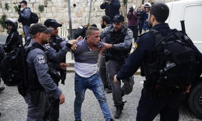اعتقال 27 فلسطينيا بينهم النائب أبو طير