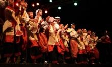 عرض لفرقة وشاح للرقص الشعبي الفلسطيني | رام الله