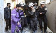 سورية: مقتل 13 مدنيا بينهم أطفال بغارات روسية على إدلب
