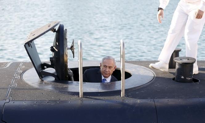 """تحقيق جديد ضد نتنياهو: """"ضالع ماليا بقضية الغواصات"""""""