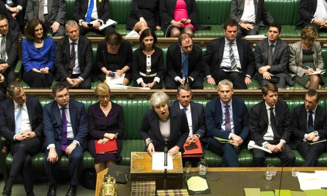 """البرلمان البريطاني يقر إرجاء موعد """"بريكست"""""""