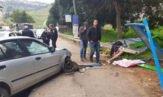 الناصرة: وفاة شابة بعد أيام من إصابتها بحادث الرينة