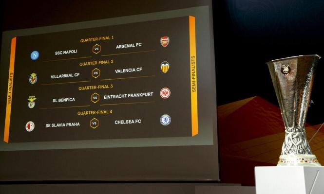 قرعة الدوري الأوروبي: مهمة سهلة لتشيلسي واختبار صعب لآرسنال