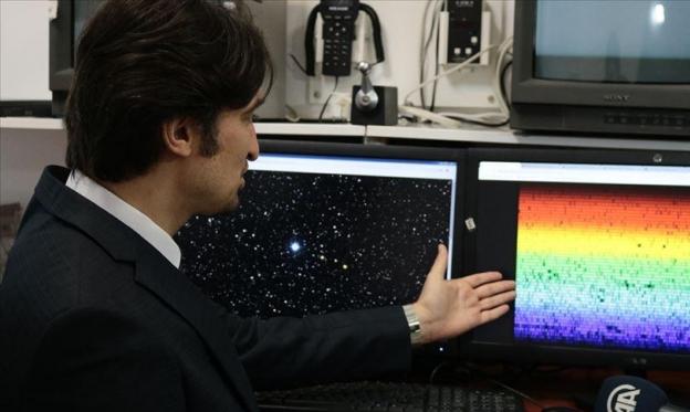 اكتشاف نجم جديد أكبر من الشمس بـ10 مرات