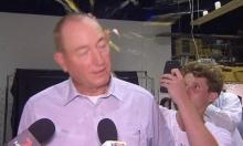 سناتور أسترالي يدين ضحايا مجزرة نيوزيلندا ويضرب شابا رشقه ببيضة