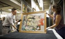 استرجاع لوحة سرقت قبل 30 عامًا.. بالصدفة