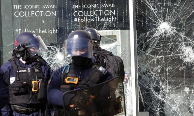 """تظاهرات """"السترات الصفراء"""" تتواصل؛ واستطلاع: غالبية الفرنسيين معها"""