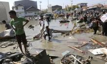 42 غريقا وعشرات الإصابات جراء فيضانات  بإندونيسيا