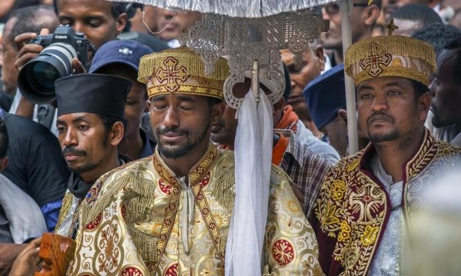 أُثيوبيا تشيع ضحايا سقوط الطائرة أُثيوبيا تشيع ضحايا سقوط الطائرة