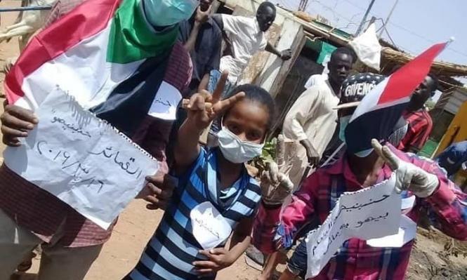 السودان: استمرار المظاهرات المطالبة بتنحي السودان: استمرار المظاهرات المطالبة بتنحي