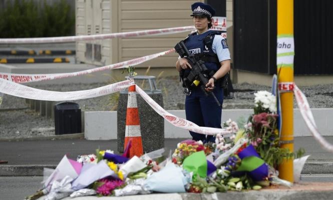 السلطات بنيوزيلندا تلقت بيان الإرهابي الأسترالي قبل 9 دقائق من الاعتداء