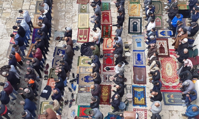 """محكمة للاحتلال تصدر أمرا بإغلاق """"باب الرحمة"""""""