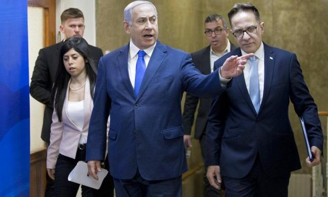 """نتنياهو يعلن استئناف مباحثات """"التهدئة"""" مع حماس"""