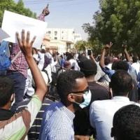 احتجاجات جديدة بالسودان تدعو لرحيل عمر البشير