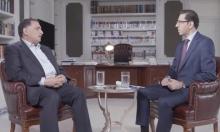 مباشر: عزمي بشارة يتحدث عن مآلات الربيع العربي