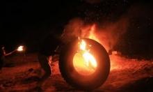 غزة: اعتقالات وإصابات برصاص الاحتلال خلال فعاليات الإرباك الليلي