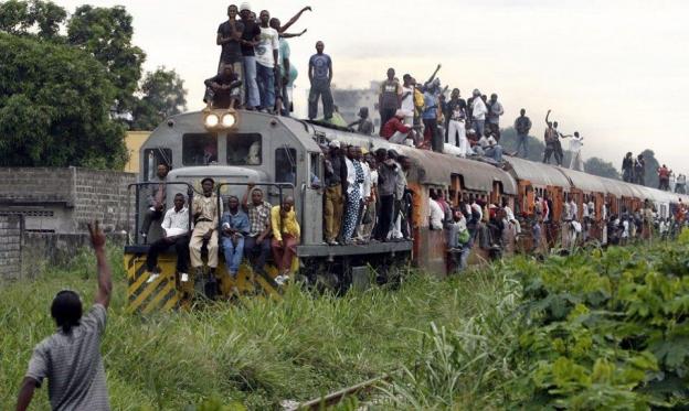 24 قتيلا وعشرات الجرحى بحادث قطار بالكونغو