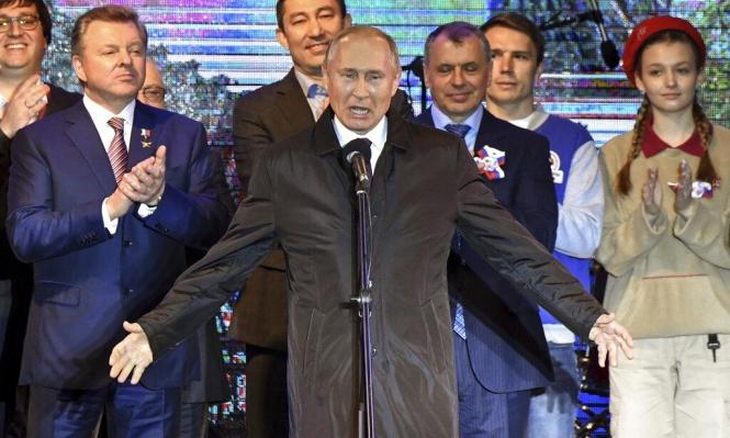 بوتين يصادق على قوانين تقيد الإعلام الالكتروني وتجرم إهانة الدولة