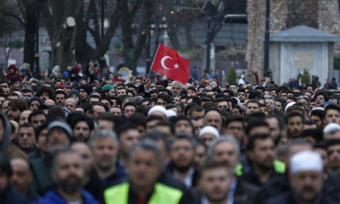 الكثافة السكّانيّة لإسطنبول تتجاوز 131 دولة