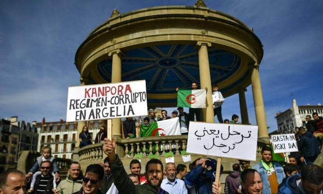 نقابات جزائرية ترفض تشكيل حكومة وتصر على رحيل بوتفليقة