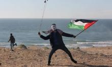 غزة: 33 إصابة باعتداء الاحتلال على المسير البحري الـ25