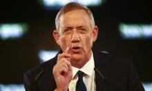 غانتس ينفي إمكانية الدخول في ائتلاف حكومي مع نتنياهو