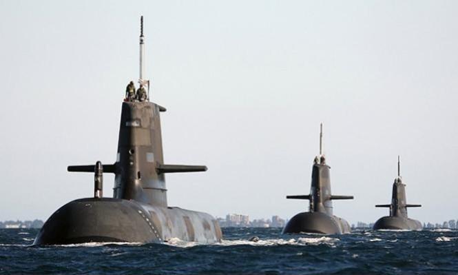 مصادر أمنية إسرائيلية: الغواصات المصرية تشكل تحديا لسلاح البحرية