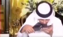 #نبض_الشبكة: مذيع إماراتي يقبّل حذاء محمد بن زايد