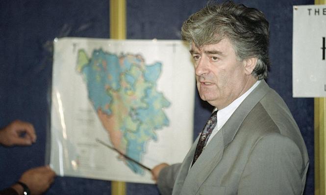 السجن مدى الحياة للزعيم السابق لصرب البوسنة كاراديتش