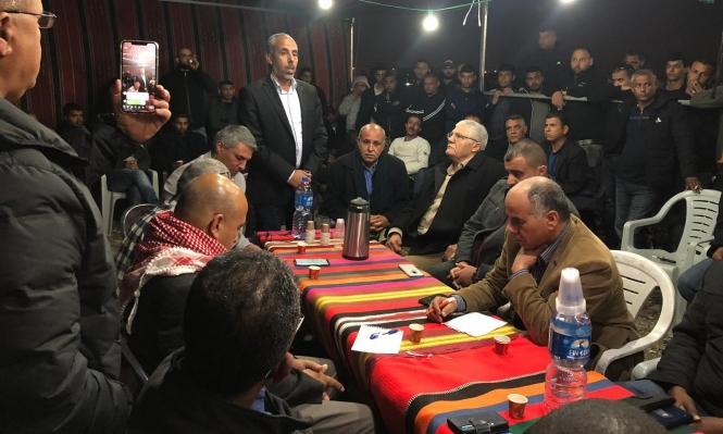 رهط: إضراب عام الخميس احتجاجا على سياسة الهدم