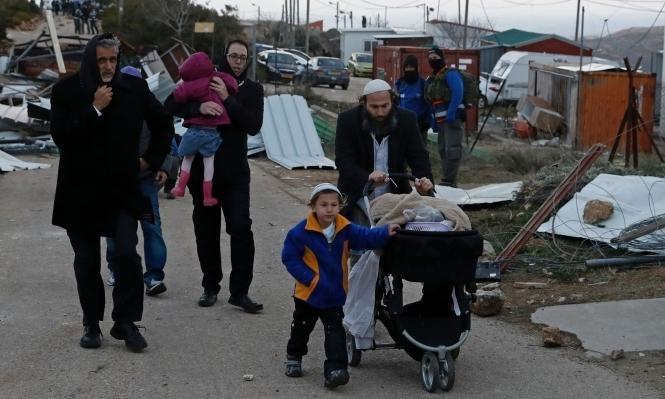 """ميزانيات بملايين الشواقل لتمويل عودة المستوطنين لـ""""حومش"""""""