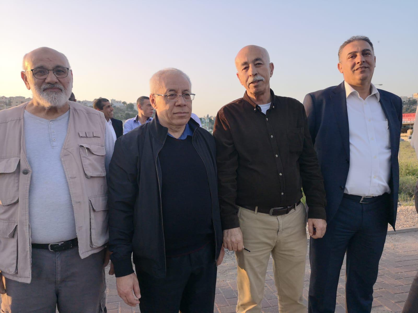 وادي عارة: تظاهرة ضد سياسة الهدم على مدخل كفر قرع