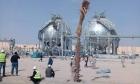 مصر: 15 قتيلا ومصابا بانفجار خزان مصنع للأسمدة
