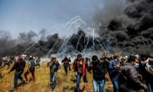 مسيرة العودة المليونية: الاحتلال يحشد مئات القناصة ويضاعف قواته