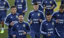 ميسي يشارك بالمباراة الودية بين المغرب والأرجنتين