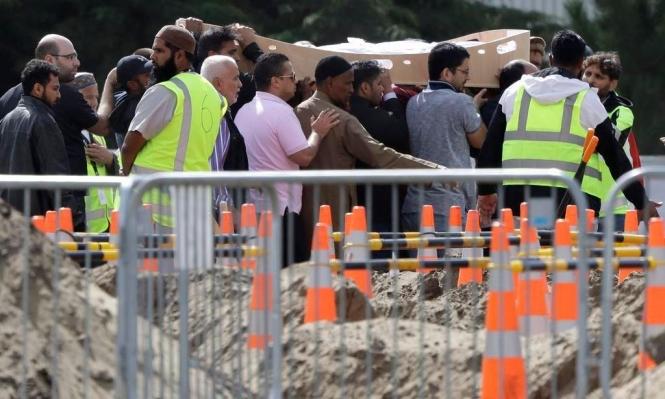 السلطات النيوزيلندية تعلن إعادة فتح مسجدي المذبحة الجمعة
