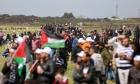 غزة: شهيدان و62 مصابا بقمع الاحتلال لمسيرة العودة الأسبوعية