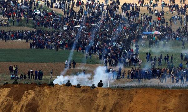 قرار: إسرائيل ارتكبت جرائم حرب ضد المشاركين بمسيرات العودة