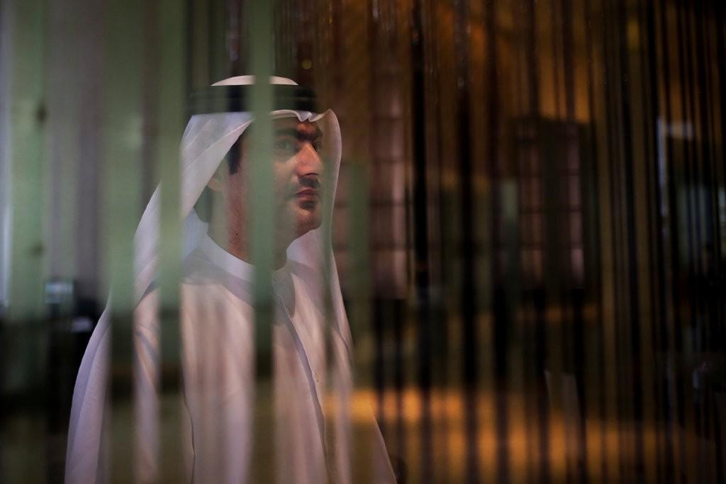 المعارض الإماراتي أحمد منصور (أ ب)