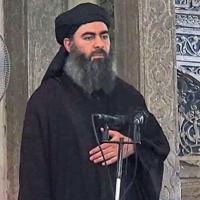 """البغدادي مطاردًا في الصحارى بعد تبدّد وهم """"دولته"""""""