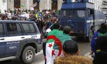 """محامو الجزائر يتظاهرون: """"مللنا هذا النظام"""""""
