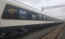 دخول أول قطار إلى تركيا يربطها مع الدول الأوروبية