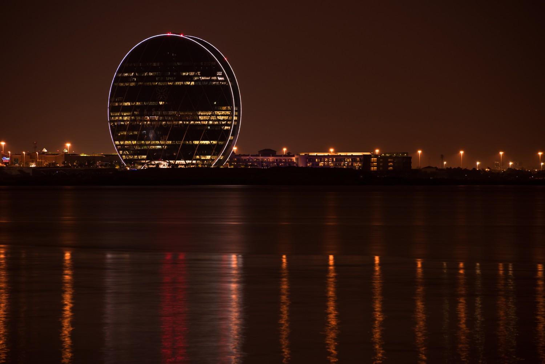 مقرّ دارك ماتر في الإمارات (صورة رسمية)