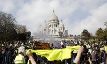 """فرنسا: نحو 2000 إدانة مرتبطة  بـ""""السترات الصفراء"""""""