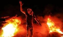 غزّة: الاحتلال يقصف في موقعين وصافرات الإنذار تدوي في أشكول