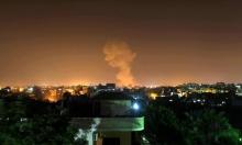 مدفعية الاحتلال تقصف في غزة