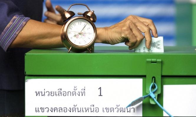 أول انتخابات في تايلاند منذ انقلاب 2014