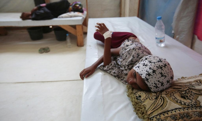 تحذيراتٌ أمميّة من تفشّي الكوليرا في اليمن