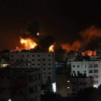 """تعطيل الدراسة بـ""""غلاف غزة"""" مع تواصل الغارات والقذائف"""